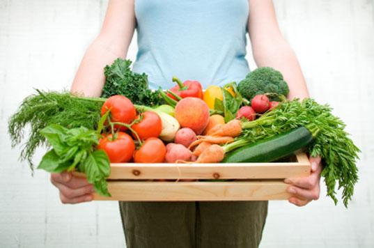 OrganicVegetableTray