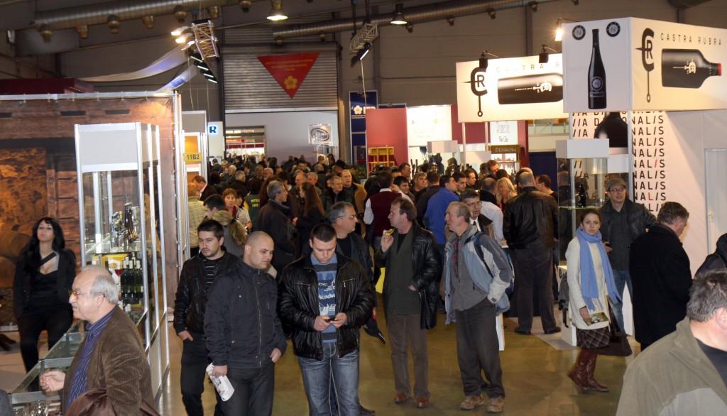 """""""Винария"""", която е една от най-посещаваните прояви на Международен панаир Пловдив, ще има нов облик през 2015 година."""