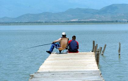 риба рибари риболов