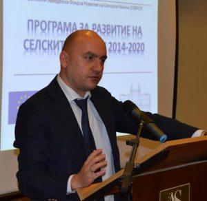 Зам.-министър Грудев