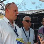 От мястото на събитието: Международните гости на НАМГБ
